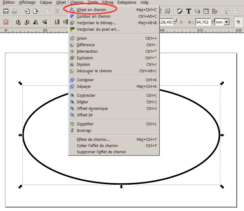 Gcode avec Inkscape — FunLab Documentation